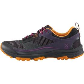Haglöfs W's Gram Trail Shoes Acai Berry/True Black